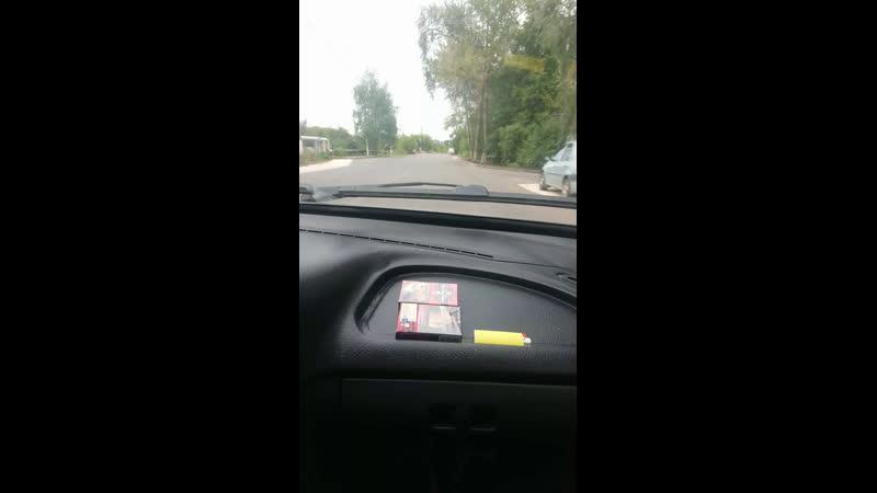 Дорога на автобезумие2020
