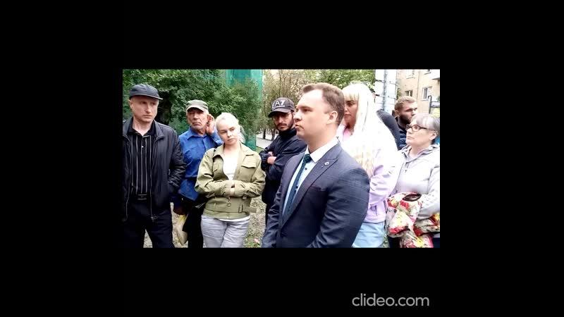 Прошло очередное заседание по делу А П Быкова в суде жд р оне Мера пресечение к сожалению без изменения