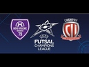 UEFA Futsal Champions League Grupo C | Jornada 3 | Novo Vrijeme 1 - 3 Sibiryak |