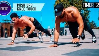 Cuerpo completo y cardio en casa - full body & cardio tabata workout
