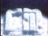 Зимняя рекламная заставка (Городской телеканал, 2002)
