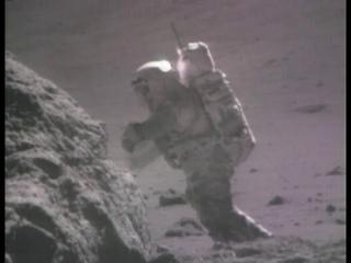 Apollo 17 - Geology Station 6 - part 2 (1972)