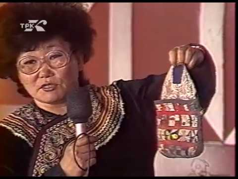 Раиса Ходжер учительница из Джуена фрагмент передачи Мангбо Найни