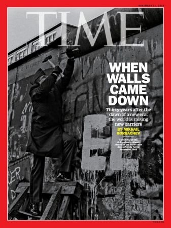 Time International Edition - November 11, 2019