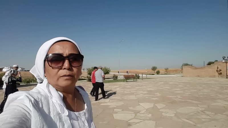 Киелі Түркістандағы тілеген дұғалар ниеттер қабыл болсын ❤