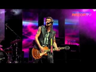 Life Of The Party, 5 Minutes to Midnight, Thunder (Boys Like Girls  STAR Concert Pt 2)