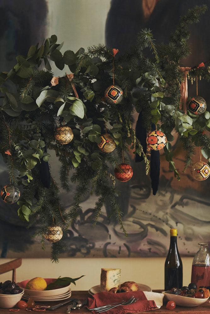 Удивительный Новый год: яркие и неожиданные идеи от Living Etc || 02