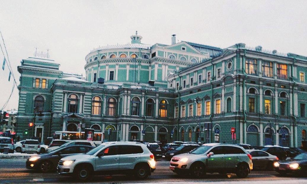 Петербург. 08