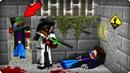 😈Он думал что уничтожил меня ЧАСТЬ 5 Зомби апокалипсис в майнкрафт! - Minecraft - Сериал ШЕДИМЕН