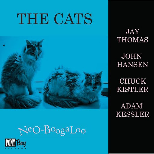 The CATS альбом The Cats - Neo-Boogaloo