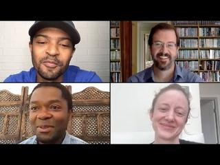 Screen Talks: In conversation with David Oyelowo, Andrea Riseborough and Noel Clarke