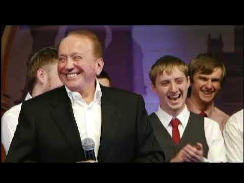 Масляков А.В. на сцене Дворца культуры РУТ (МИИТ)