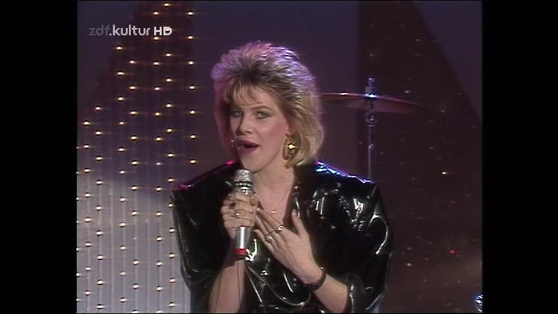C.C. CATCH - Heaven And Hell (ZDF-Hitparade 18.02.1987) - песня Дитэра Болена (Dieter Bohlen)