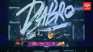Новый танцевальный ХИТ. Концерт Dabro - На часах ноль-ноль (live).