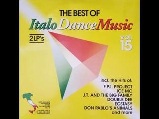 The Best of Italo Dance, Vol 15 (Full Album)