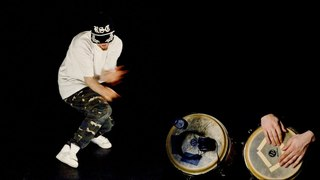 Making of B-Boy Nostalgia - Congas, Bongos & Darbuka meet Breakdance (feat. EzMike, RockSteadyCrew)