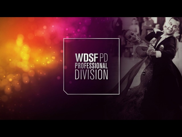 2017 PD WCH STD   The Final Reel   DanceSport Total
