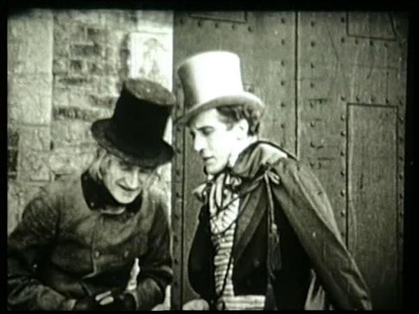 Крошка Дорри 1920 9 5mm Pathescope silent film S 20008 LITTLE DORRIT GB Aug1920